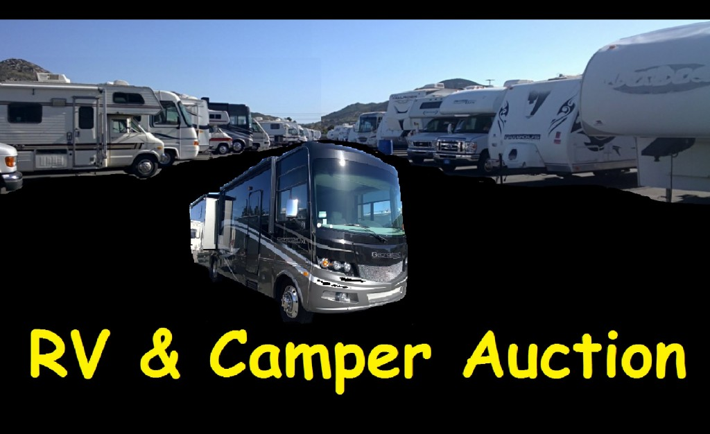 RV auctions