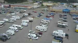 Walmart Flagstaff RV parking