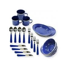Camping utensils