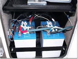 RV batteries