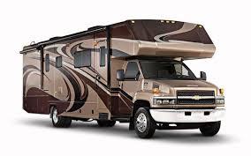 motor home trailers