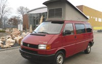 1995 - 1996 VW Westfalia T4 Transporter California Coach Camper