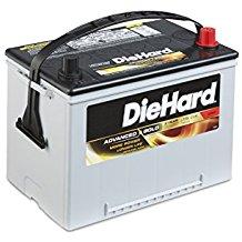 DieHard battery