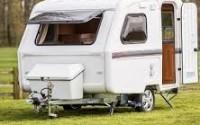 Solo caravan