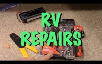 Do it yourself RV repairs